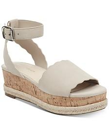 Marc Fisher Faitful Flatform Sandals