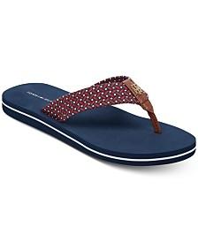Tommy Hilfiger Cranie Flip-Flop Sandals