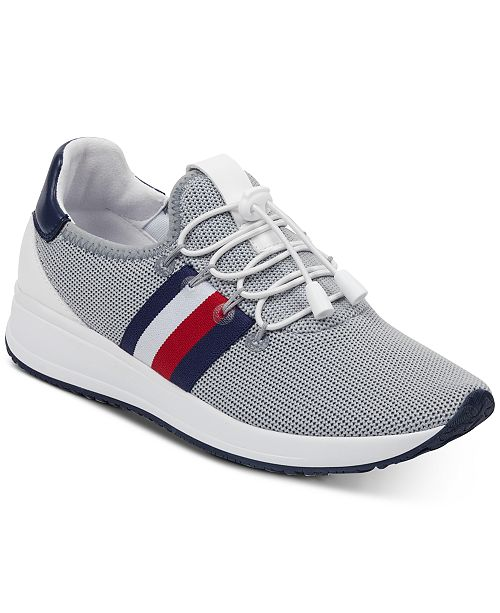 9dc77f059292 Tommy Hilfiger Rhena Sneakers   Reviews - Athletic Shoes   Sneakers ...