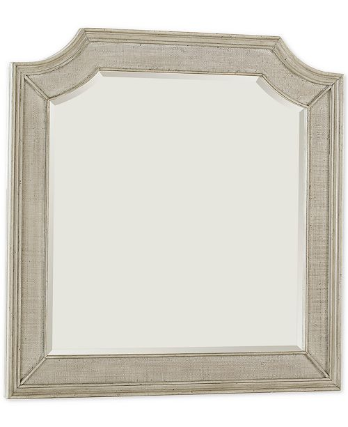 Furniture Chelsea Court Mirror, Created for Macy's
