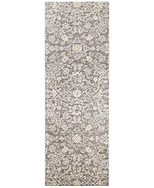 """Downtown HG357 2'6"""" x 8' Runner Area Rug"""