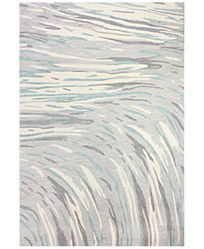 """Downtown HG361 2'6"""" x 8' Runner Area Rug"""