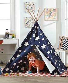 Children's Teepee Stars