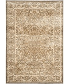"""Safavieh Paradise Mouse and Silver 4' x 5'7"""" Area Rug"""
