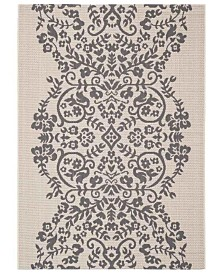 "Martha Stewart Collection Hickory 6'7"" x 9'6"" Area Rug, Created for Macy's"