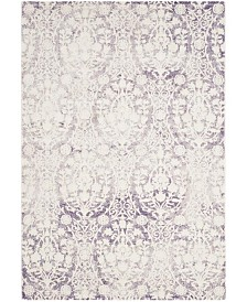 """Safavieh Passion Lavender and Ivory 5'1"""" x 7'7"""" Area Rug"""