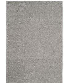 "Safavieh Arizona Shag Light Gray 6'7"" x 9'2"" Area Rug"