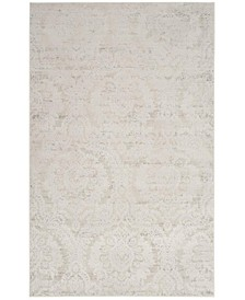 Princeton Silver and Beige 8' x 10' Area Rug
