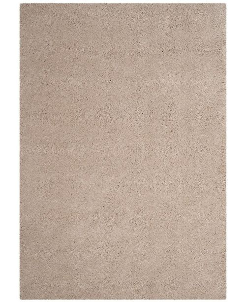 Safavieh Colorado Shag Beige 8' x 10' Area Rug
