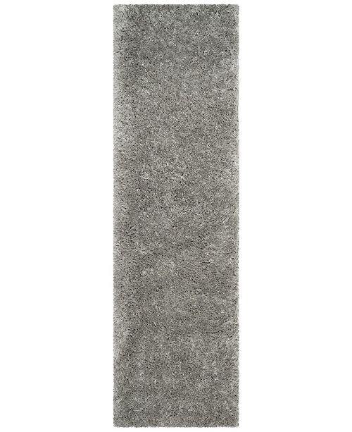 "Safavieh Polar Silver 2'3"" x 6' Runner Area Rug"