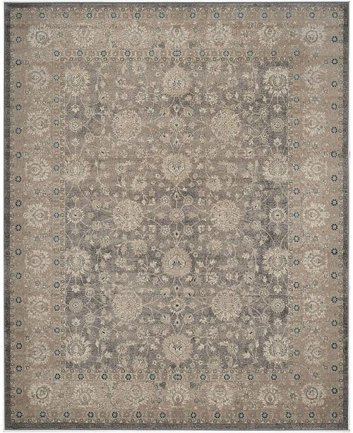 Safavieh Sofia Light Gray and Beige 12' x 18' Area Rug