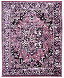 Skyler Pink and Ivory 8' x 10' Area Rug