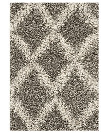 Safavieh Hudson Gray and Ivory 2' x 3' Area Rug