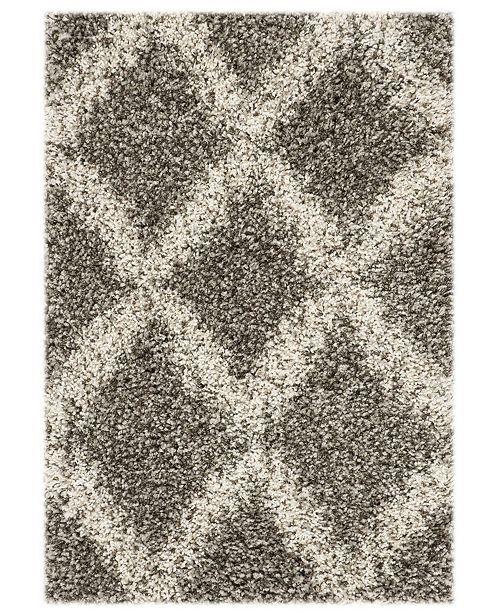 Safavieh Hudson Gray and Ivory 2' x 3' Area Rug