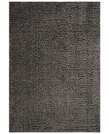 Flokati Charcoal 4' x 6' Area Rug