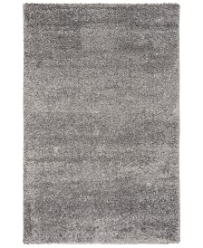 Safavieh Solo Charcoal 4' x 6' Area Rug