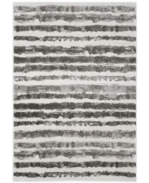 Safavieh Adirondack 126 Ivory and Charcoal Area Rug Collection