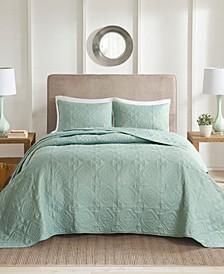 Oakley 3-Piece Bedspread & Sham Sets