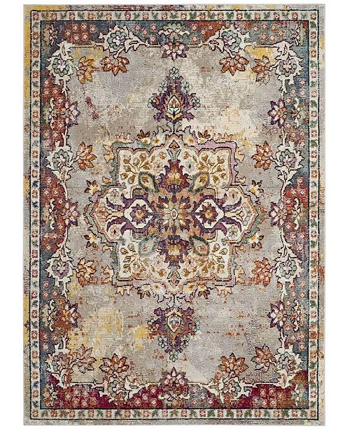 "Safavieh Savannah Creme 5'1"" x 7'6"" Area Rug"