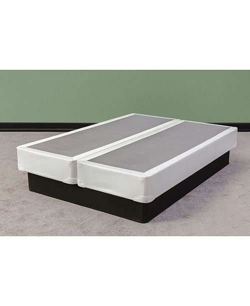 Payton Fully Assembled Long Lasting Split Box Spring for Mattress, Queen
