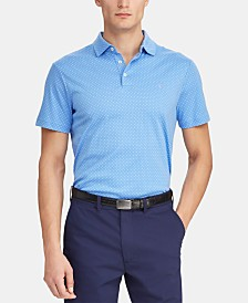 Polo Ralph Lauren Men's Classic Fit Printed Soft Touch Polo