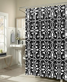 Katrina 72x72 Shower Curtain