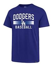 47 Brand Men s Los Angeles Dodgers Rival Slugger T-Shirt 18fbe3519