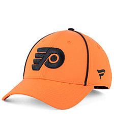 Authentic NHL Headwear Philadelphia Flyers 2019 Stadium Series Speed Flex Stretch Fitted Cap