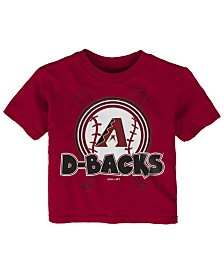 Outerstuff Arizona Diamondbacks Fun Park T-Shirt, Toddler Boys (2T-4T)