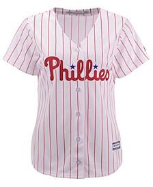 Women's Philadelphia Phillies Cool Base Jersey