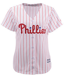 Majestic Women's Philadelphia Phillies Cool Base Jersey