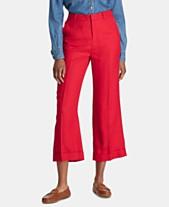 7d0f4ef322da0 Lauren Ralph Lauren Lightweight Wide-Leg Pants