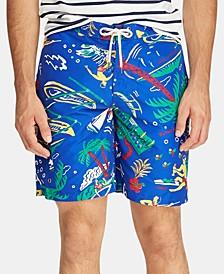 Men's Big & Tall Kailua Swim Trunks