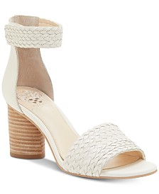 Vince Camuto Jedina Dress Sandals, Created For Macy's