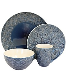 Kali 16 Piece Dinnerware Set