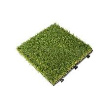 Courtyard Casual Artificial Grass Deck Tile, 6 Piece Set