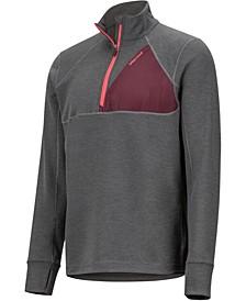 Men's Hanging Rock Colorblocked Half-Zip Sweatshirt