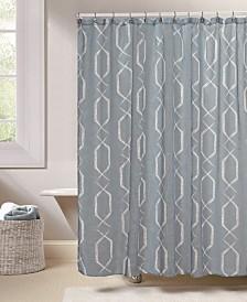 Arcadia 72x72 Shower Curtain