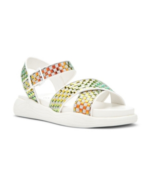 Katy Perry Pilly Strappy Flat Sandals Women's Shoes