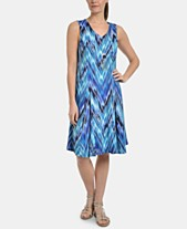 69108ae39fb NY Collection Dresses for Women - Macy s