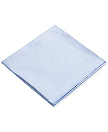 Men's New Texture Honeycomb Silk Pocket Square, Created for Macy's