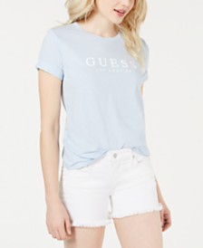 GUESS Organic Cotton Graphic T-Shirt