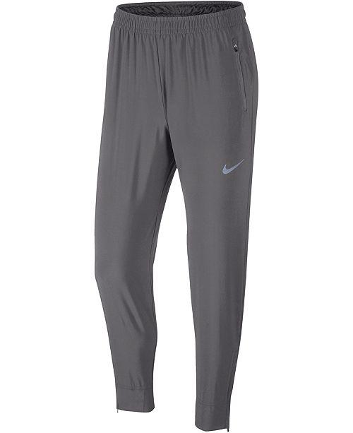 89b5387048297 Nike Men's Essential Woven Running Pants; Nike Men's Essential Woven  Running ...