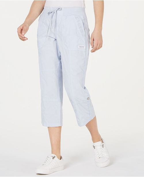 Calvin Klein Capri Cargo Pants