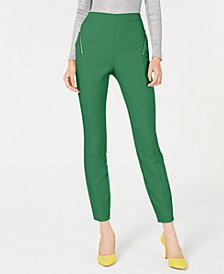 I.N.C. Zip-Pocket Skinny Pants, Created for Macy's