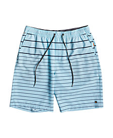 "Quiksilver Waterman Men's Suva Stripe 20"" Amphibian Short"