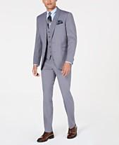 70a44675 Kenneth Cole Reaction Men's Slim-Fit Techni-Cole Suit