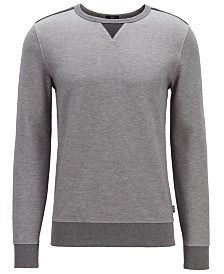 BOSS Men's Skubic Slim-Fit Sweatshirt
