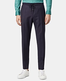 BOSS Men's Slim Fit Trousers