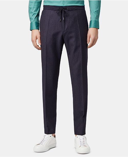 Hugo Boss BOSS Men's Slim Fit Trousers